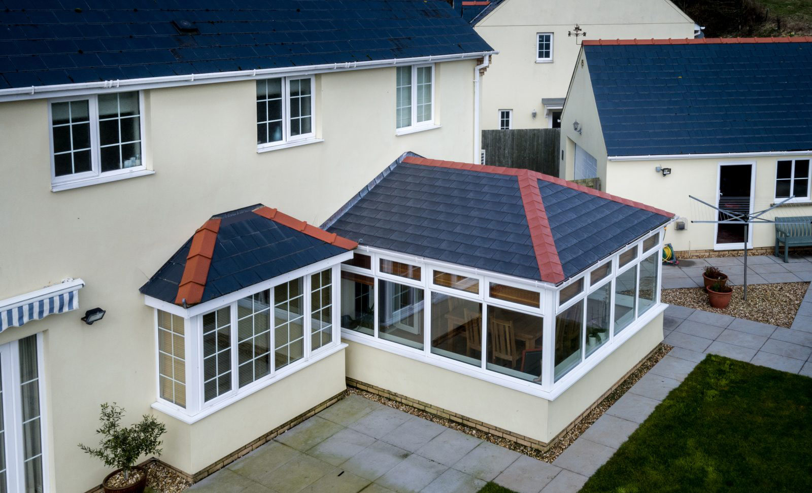 conservatory roofing Leeds