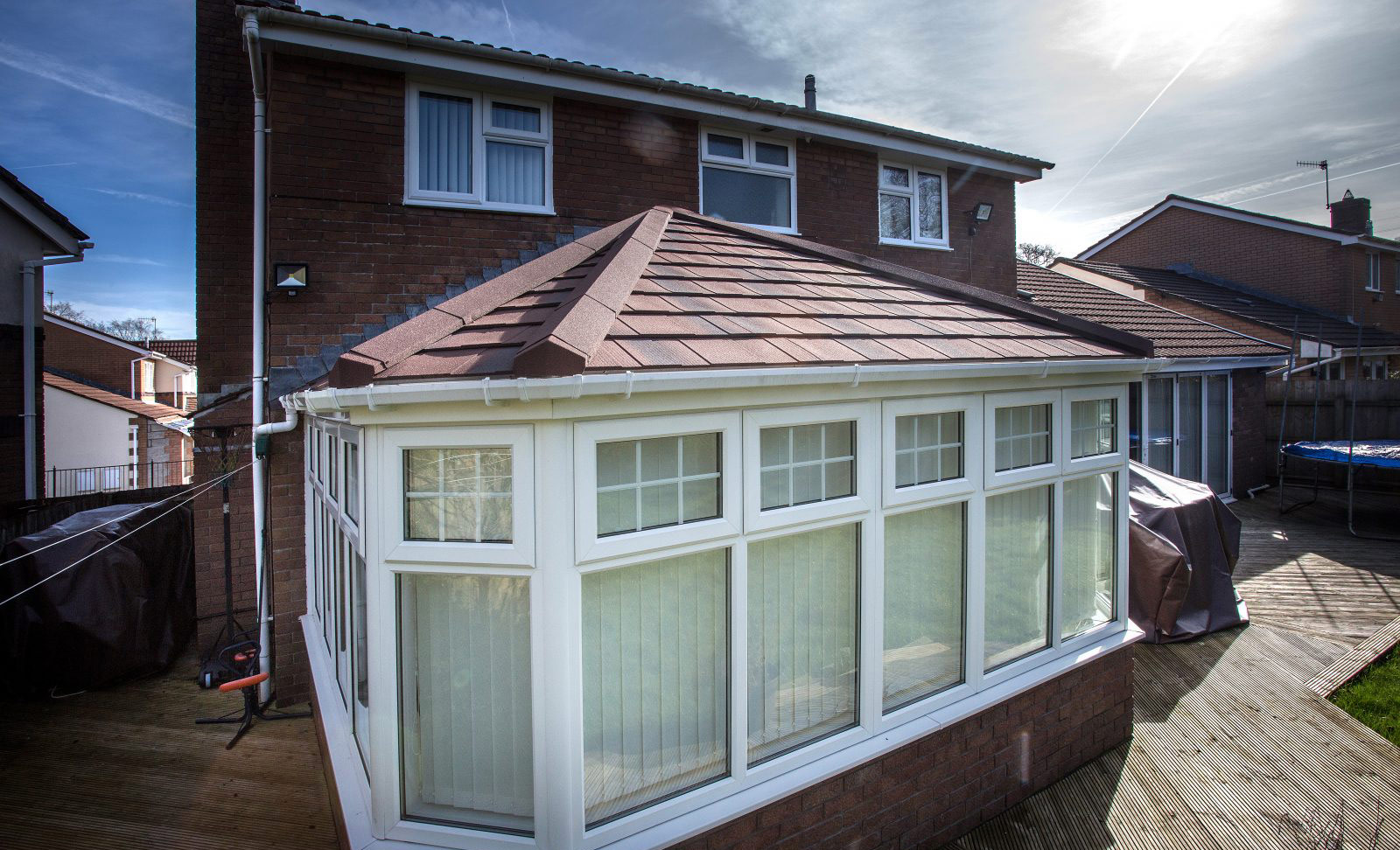 Conservatory Roof Conversion | Conservatory Roof Replacement