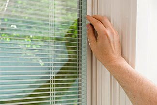 Windows With Integrated Blinds From K Glazing