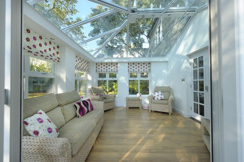 aluminium conservatories pontefract